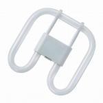 CFL SQUARE 16W 827 2-PIN GR8