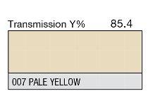 007HT Pale Yellow