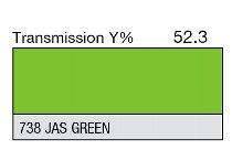 738 JAS GREEN 1-INCH