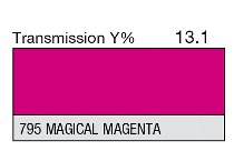 795 MAGICAL MAGENTA 1-INCH CORE