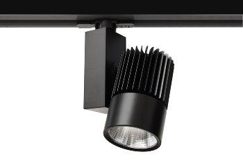 LED Track Light Tube 23W 830 230V WEIß 60°
