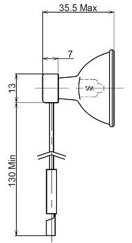 JFR 6.6A 40W /3-RF