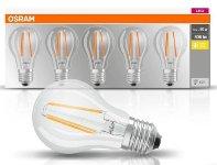 OSRAM LED BASE CLASSIC A 60 CL 7 W/2700K E27