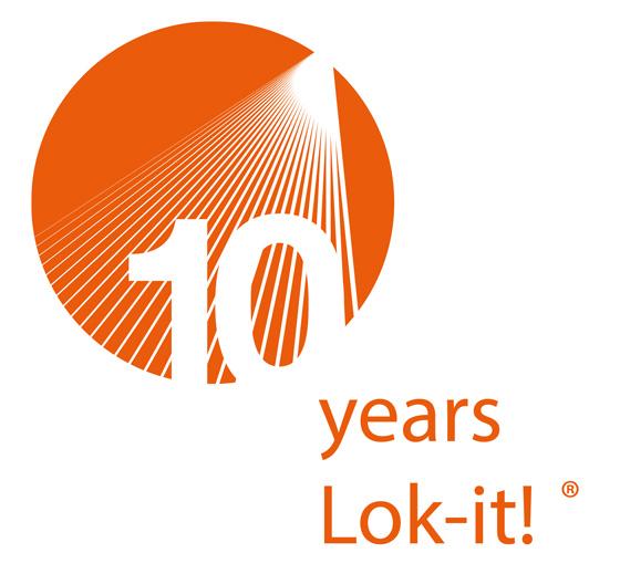 10_years_Lok-it_logo
