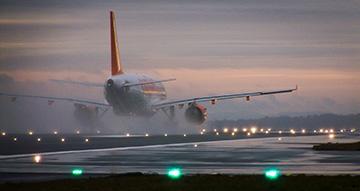 Flugfeldbefeuerung