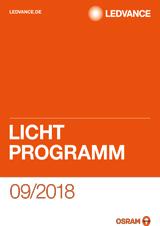 Lichtprogramm_Ledvance_2018