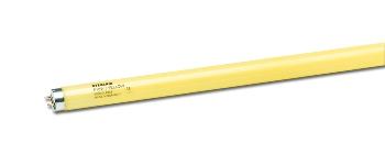 T8 Farbe G13 F18W gelb SL