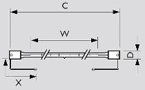 FISCHER IRK 2000W 400V X-CLIP