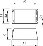 HID-DV PROG Xt 140 CPO C1 208-277V