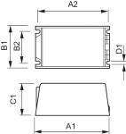 HID-DV PROG Xt 100 SON C1 208-277V