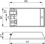 HID-AV C 35-70 /C CDM 220-240V 50/60Hz