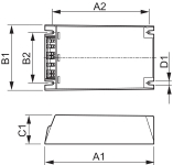 HID-PV Xt 140 CPO Q 208-277V