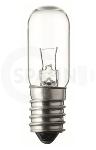 Glühlampe 220V 10W E14 16x54