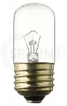 Glühlampe 220V 25W E27 27x60 klar