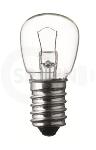 Glühlampe 220-260V 10-15W E14 22x48 klar