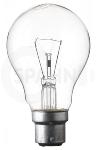 Light Bulb 24V 40W B22d 60x105 klar