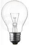 Glühlampe 220-260V 15W E27 klar