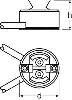 LAMPHOLDER G22