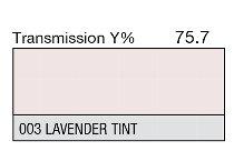 003 Lavender Tint