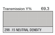 "298 0.15ND 60"" 1-inch"