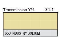 650 Industry Sodium 1-inch