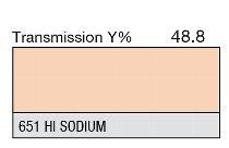 651 HI Sodium 1-inch