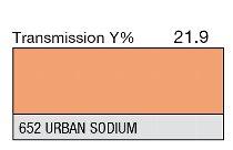 652 Urban Sodium