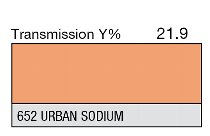 652 Urban Sodium 1-inch
