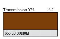 653 LO Sodium 1-inch