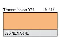 776 NECTARINE 1-INCH CORE