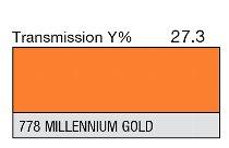 778 MILLENNIUM GOLD 1-INCH CORE