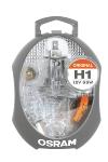 Ersatzlampenboxen für Pkw CLKM H1