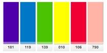 Farbeffektfilter Pakete
