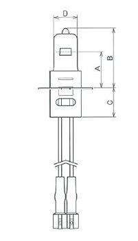 JF 6.6A 150W PK/FC