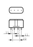 LED-Lampen (4 pol. 2G11)
