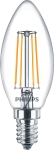 CLA LEDCandle ND 4.3-40W E14 827 B35 CL