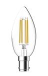 93115976 - LED Fil Candle 4.5W 827 B15 CL TU