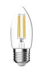 93115522 - LED Fil Candle 4.5W 827 E27 CL TU