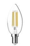 93115521 - LED Fil Candle 4.5W 827 E14 CL TU