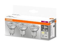 OSRAM LED BASE PAR16 50 36° 4.3 W/2700K GU10