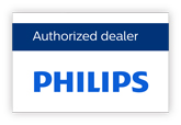 Philips_authorized_dealer_label