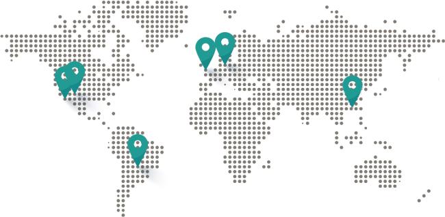 Weltkarte_Standorte